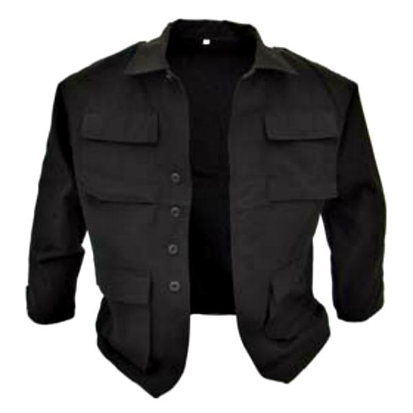 Camisola Comando_Color Negro, Tallas XS-CH-M-G-XG