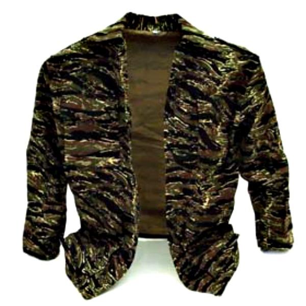 Camisola Comando_Color Tigre verde, Tallas CH-M-G-XG