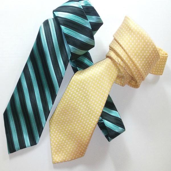Corbata Juvenil para anudar_Tejido