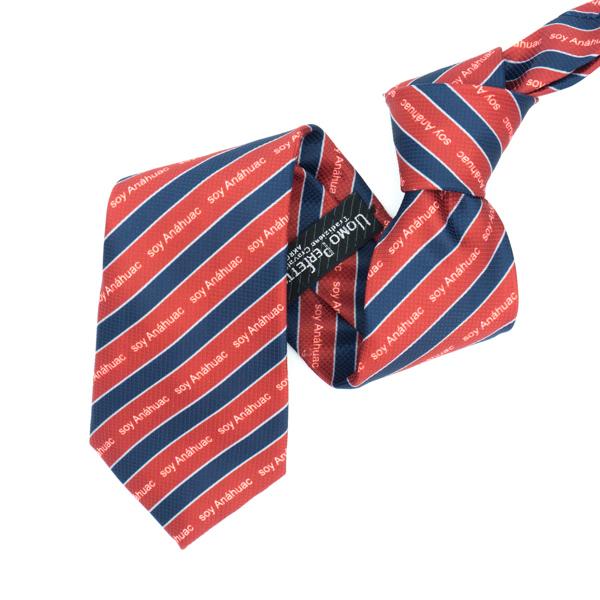 Corbata de Caballero con Diseño Especial_Tejido