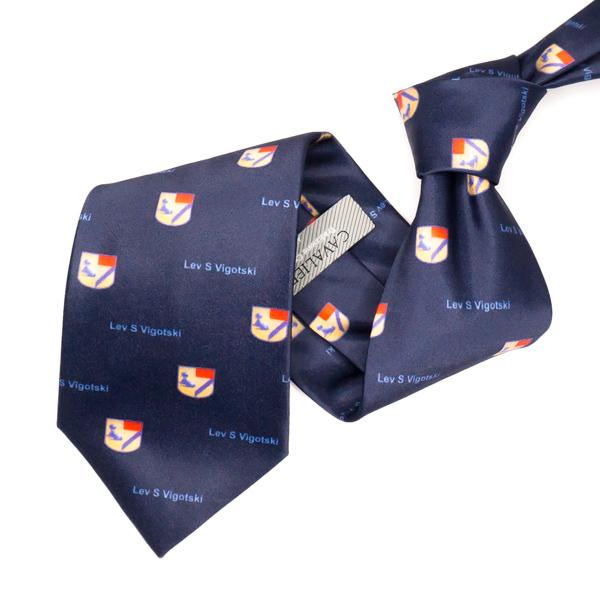Corbata de Caballero con Diseño Especial_Liso