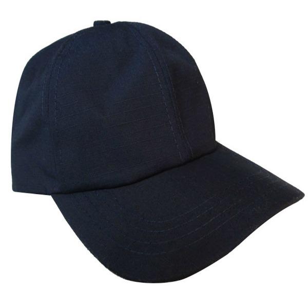 Gorra Beisbolera_Color Negro y Azul medianoche. Unitalla