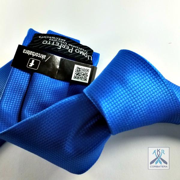 Azul Francia_Liso Tejido