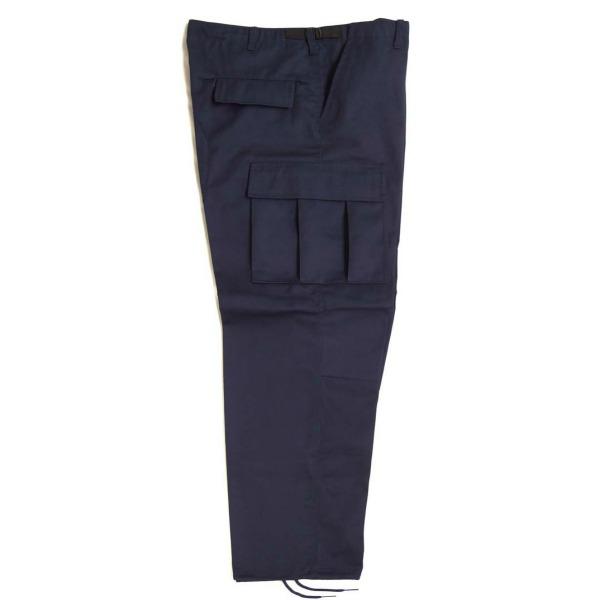 Pantalón comando gabardina uniforme_Color Marino, Tallas XS-CH-M-G-XG