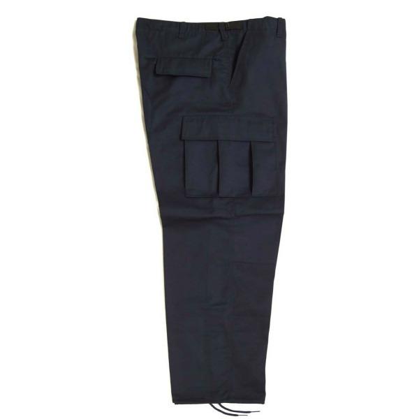 Pantalón comando gabardina uniforme_Color Media noche, Tallas XS-CH-M-G-XG