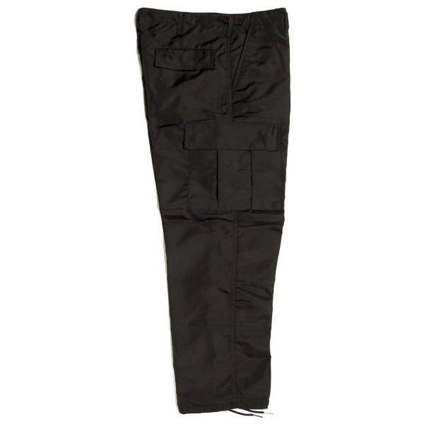 Pantalón comando Ripstop Royal_Color Negro, Tallas XS-CH-M-G-XG