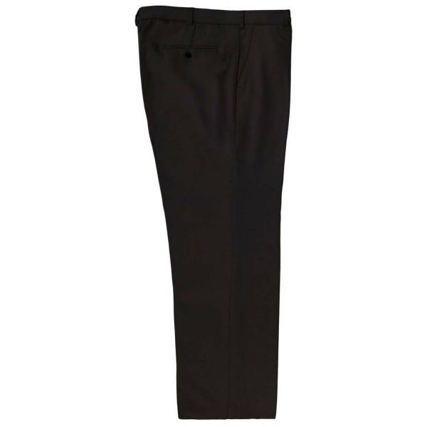 Pantalón de Vestir Liso_Color Negro, Tallas 28-30-32-34-36-38-40-42-44