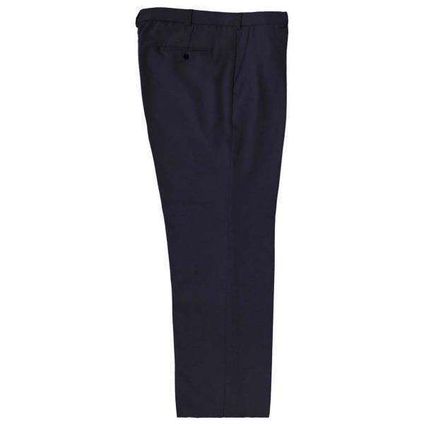 Pantalón de Vestir Liso_Color Marino, Tallas 28-30-32-34-36-38-40-42-44