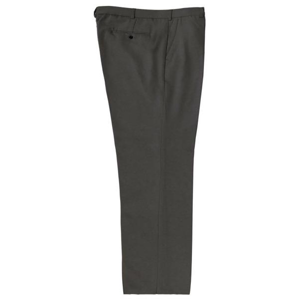 Pantalón de Vestir Liso_Color Gris, Tallas 28-30-32-34-36-38-40-42-44