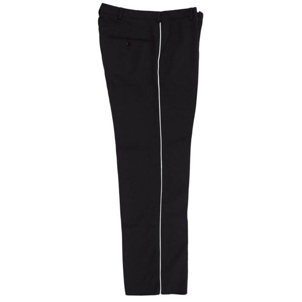 Pantalón de Vestir con Franja o Piola_Color Varios, Tallas 28-30-32-34-36-38-40-42-44